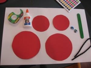 valentines day preschool card