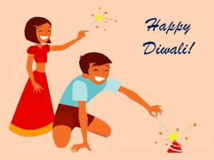 celebrating diwali in school or preschool
