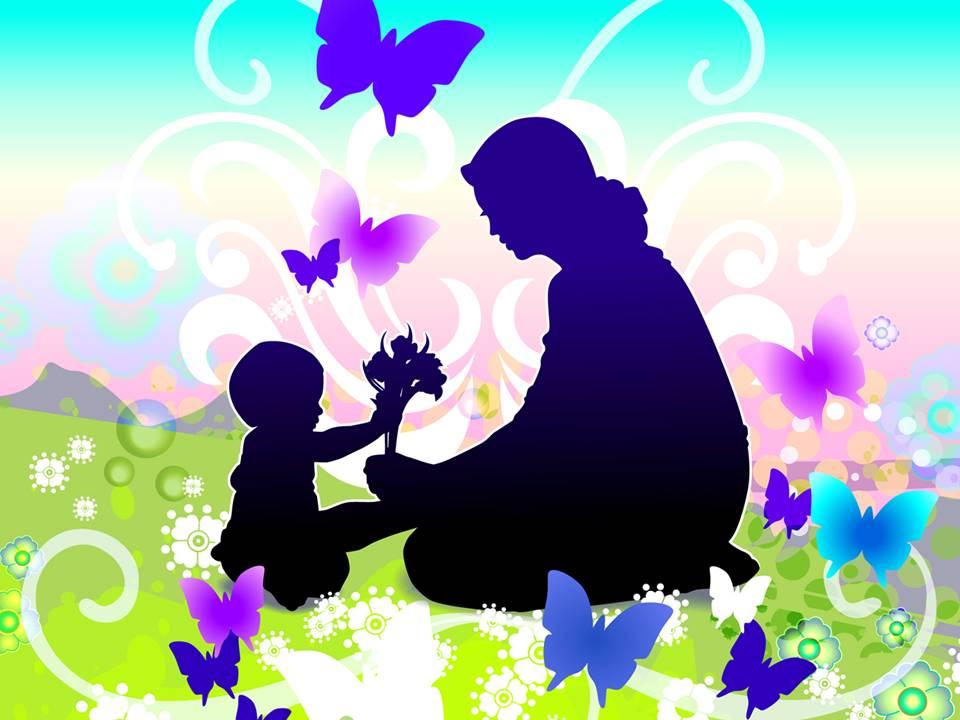 Картинки на день матери цветы 3